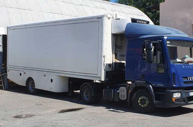 Iveco Eurocargo/SDC Trailers