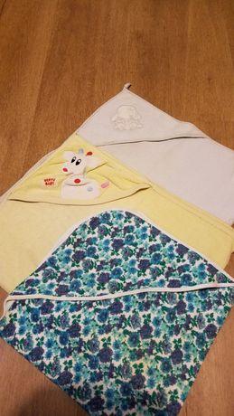 Ręcznik z kapturkiem (3 szt)