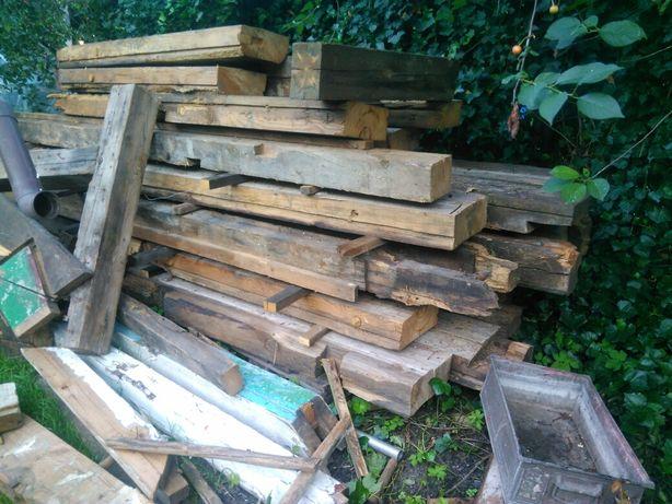 belek belki drewniane stare