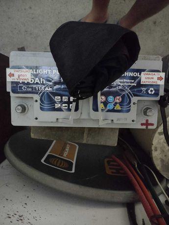Akumulator AGM 115 Ak na gwarancji