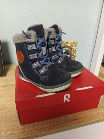 Зимние ботинки Reima Tec 23 размер