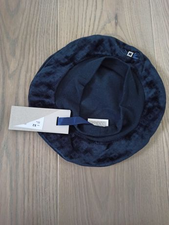Nowy aksamitny francuski beret 52