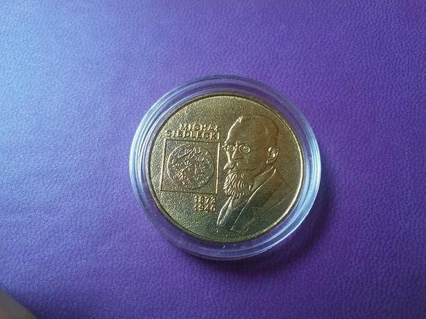 2 zł moneta NG Michał Siedlecki 2001