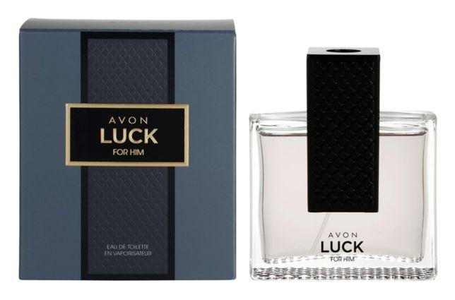 Perfum Avon Luck for Him