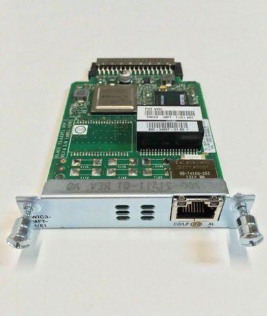 Продам модуль cisco vwic3-1mft-t1/e1