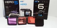 Caixa Estanque Gopro Hero 5 & 6 Black + Filtros- Novo - Portes Grátis