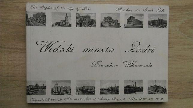 Widoki Łodzi Wilkoszewski