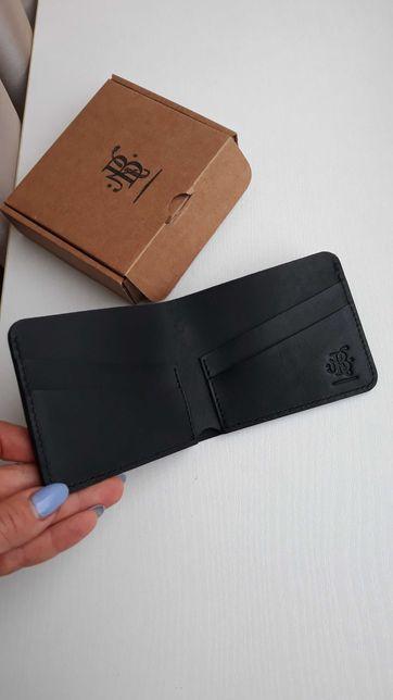 Шкірчний гаманець чоловічий (мужской кожаный кошелек)