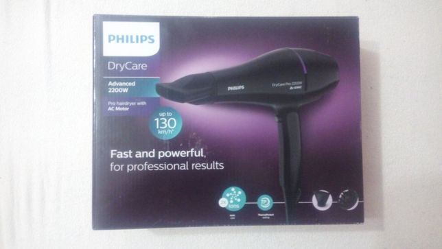 Фен Philips DryCare Pro2200W 2x IONIC