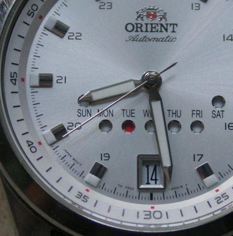 Механические наручные часы Orient Automatic day date