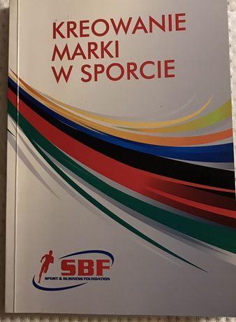 Książka Kreowanie Marki w Sporcie