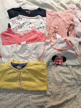 Zestaw ubranek dla dziewczynki 98-104