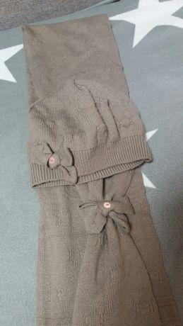 Шапка шарф комплект весна