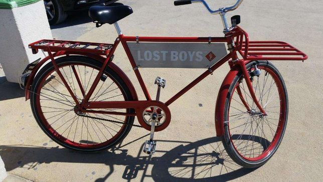 Bicicleta Holandesa Antiga