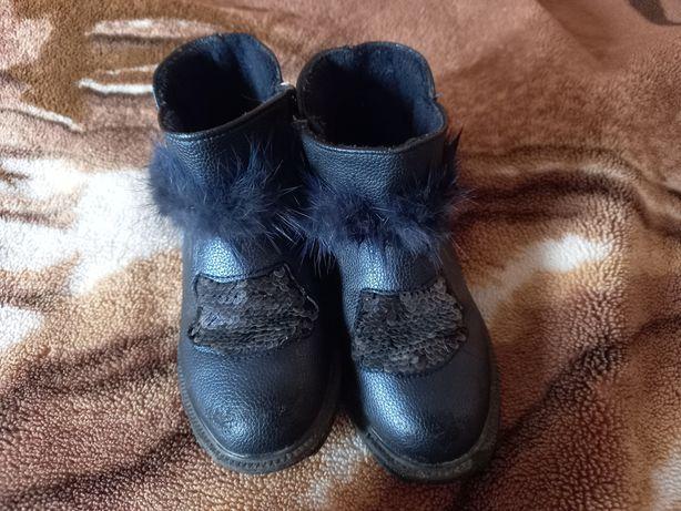 Ботинки ботінки для девочки
