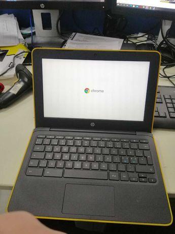 HP Chromebook 11A G6. DDR4. Кол центр, учеба, удаленная работа. Кол-во
