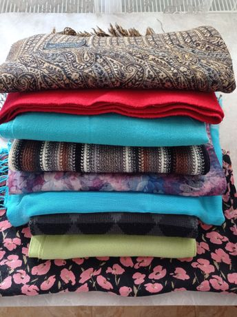 Продам жіночі шарфіки