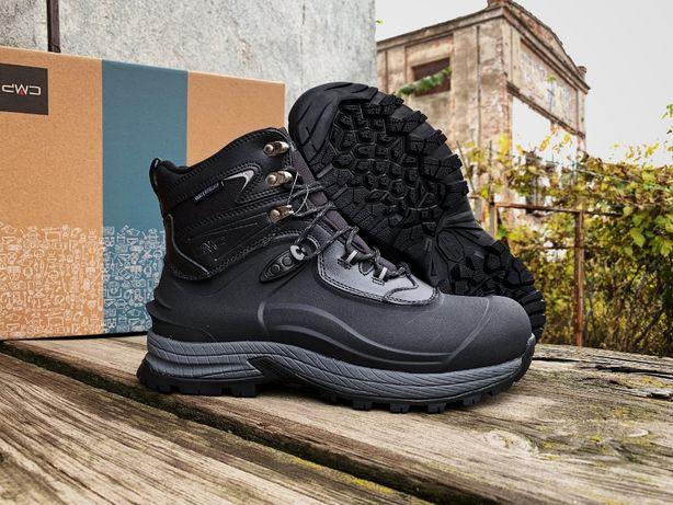 Мужские зимние термо ботинки CMP Hacrux Snow Boot Оригинал с флисом