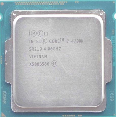 Процессор I7 4790K 4.0GHz 8Mb Intel Core 1150 SR219 | Гарантия 1 Год
