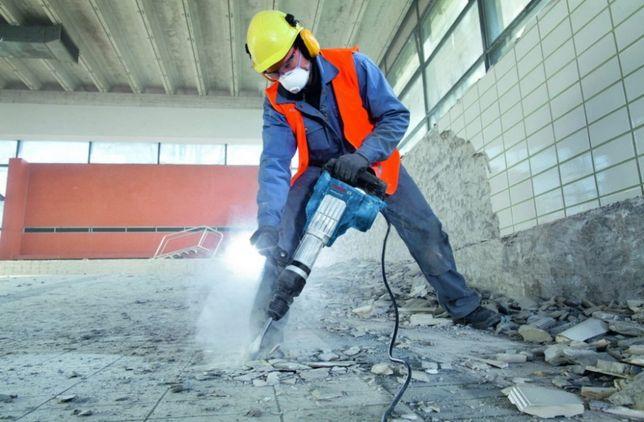 Демонтаж,реконструкция ,подготовка к ремонту,любая сложность,качество.