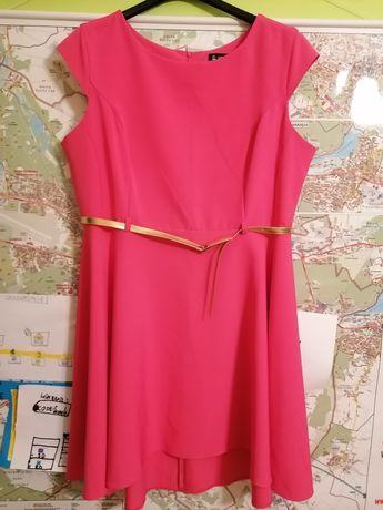 Duża sukienka 50