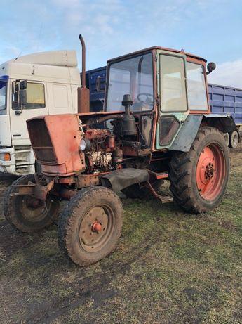 Трактор юмз мотор СМД 18,дозатор,стартер 24v
