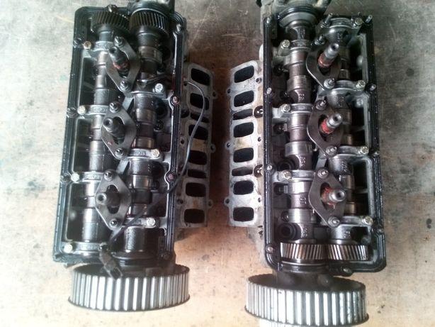 Головка блока цилиндров, ГБЦ VW , AUDI, 2.5 TDI.