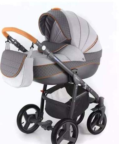 Wózek dziecięcy Neonex Alfa X4 2w1 Jak Nowy Cena do negocjacji