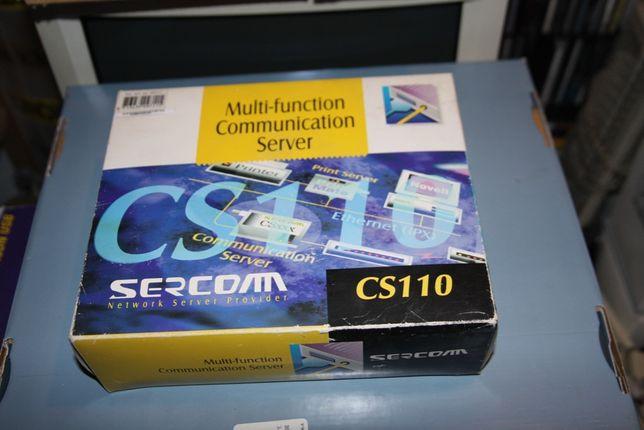 CS110 Multifunction Communication Server - retro router telefoniczny