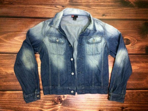 DIESEL oryginalna kurtka jeansowa r.M stan BDB