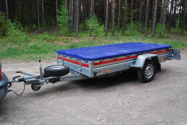 Przyczepa TEMA Multitransporter 3016C   Motocykl , Quad , Traktorek