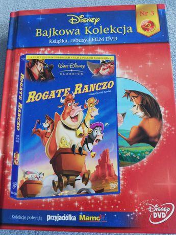 Rogate Ranczo film DVD