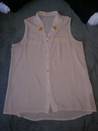 Блуза лёгкий жакард