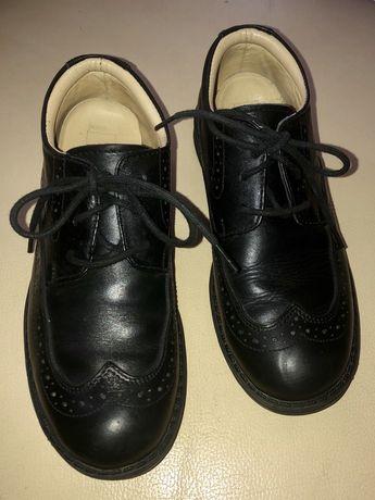 Туфлі на хлопчика, шкіра, 31 розмір
