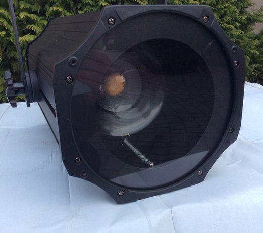 Reflektory teatralne Fresnel PC Led cob 200W ZOOM