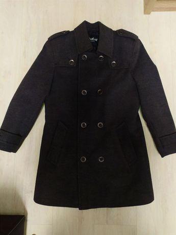 Пальто, для ребенка от 12 до 14 лет