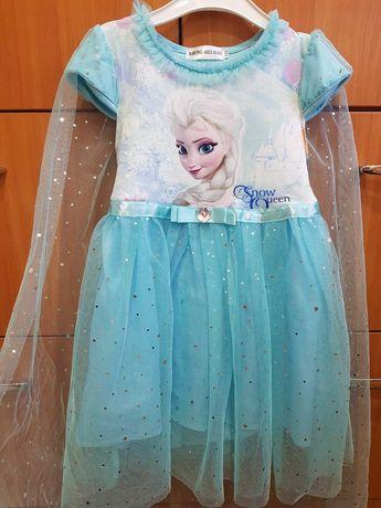 Платье Ельза (холодное сердце)
