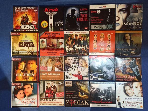 20 filmów na DVD - zestaw dla kinomanów