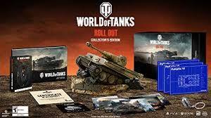 world of tanks collector's edition novo e selado