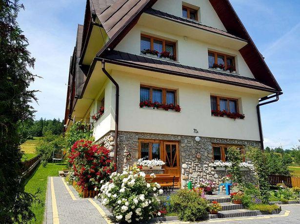 WEEKEND w Tatrach (BON TURYSTYCZNY) -wyżyw. Noclegi k/Zakopane, Pokoje