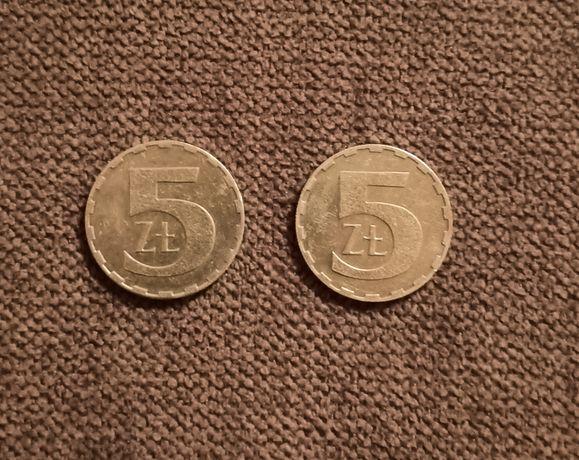Sprzedam monety 5 zł