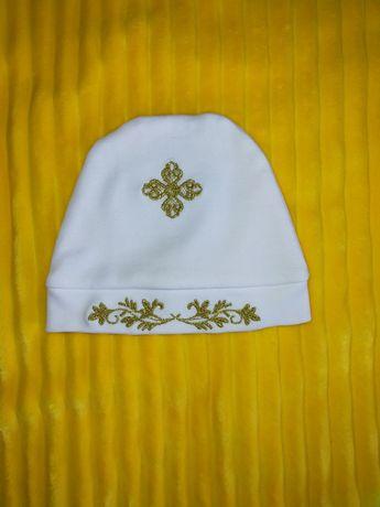 Продам шапочку для крестин