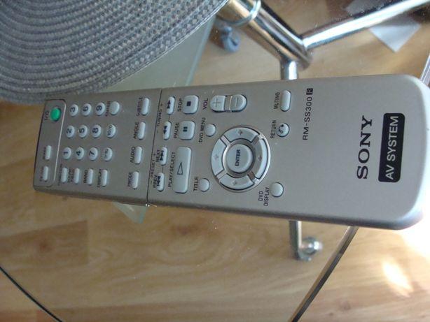 Pilot Sony RM-SS300 ,AV SYSTEM do amplitunera