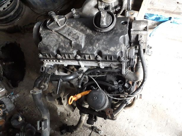 Двигатель вид пасат б5 ауди а4 а6