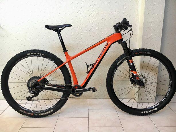 BTT- Roda 29, Carbono