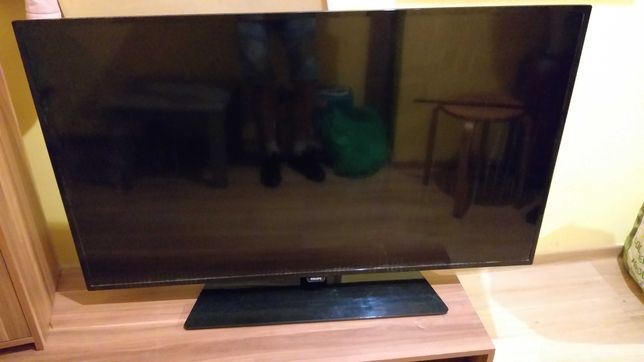 Tv Philips 49 uszkodzony