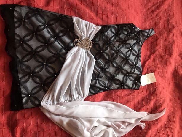 Piękna suknia sukienka kreacja nowa sylwester studniówka wesele