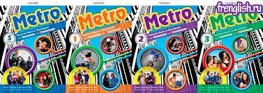 Oxford Metro starter, 1, 2, 3