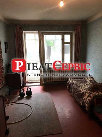 2-кімнатна квартира. Кімнати окремі