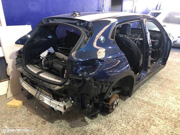Carroçaria de BMW X2 de 2020 para peças